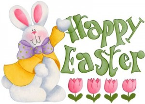 Happy Easter! Picture via moyeamedia.com